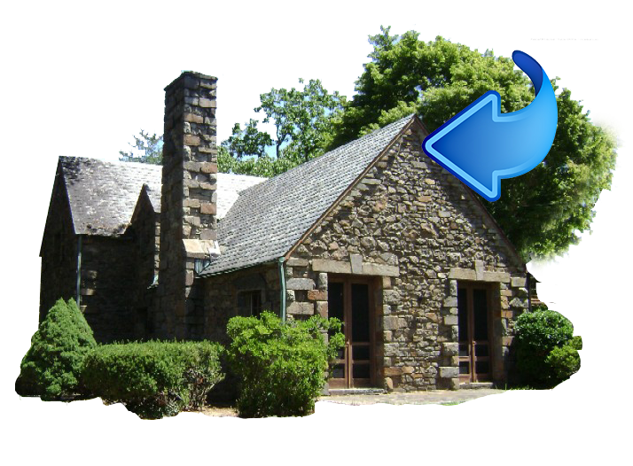 Kamene Kuce / Stone House