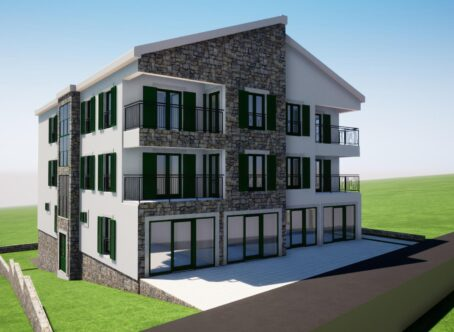 Prodaja stanova u novogradnji Herceg Novi - Stan na fantasticnoj lokaciji, Topla 1
